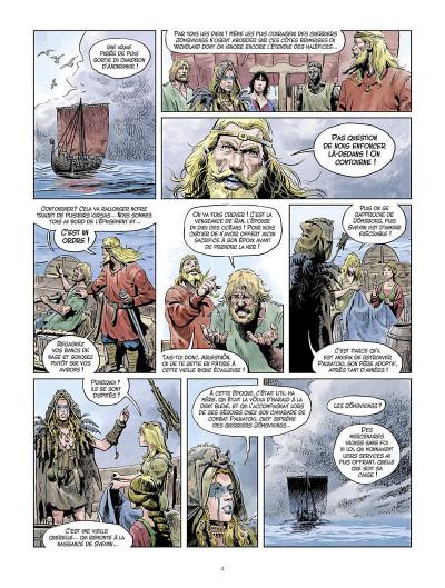 Page 5 La jeunesse de Thorgal tome 9
