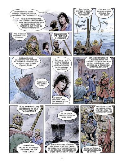 Page 7 La jeunesse de Thorgal tome 9