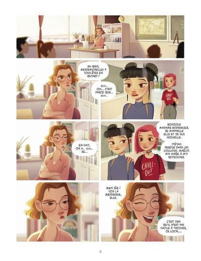 Page 9 Elles tome 1