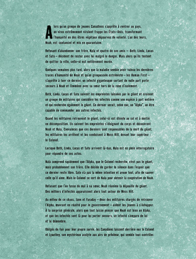 Page 4 Green class tome 3