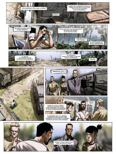 Page 7 Green class tome 3