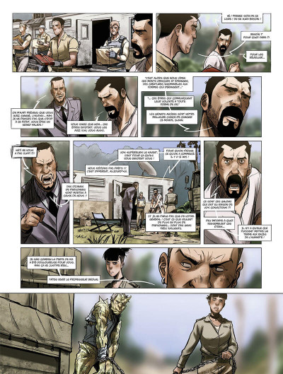 Page 8 Green class tome 3