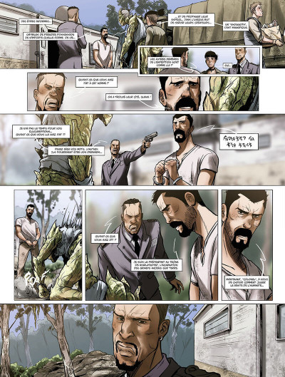 Page 9 Green class tome 3