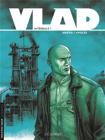 Couverture Vlad - intégrale nouvelle version tome 1