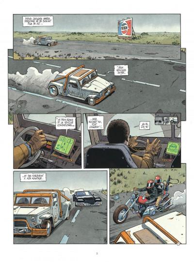 Page 3 Vlad - intégrale nouvelle version tome 1