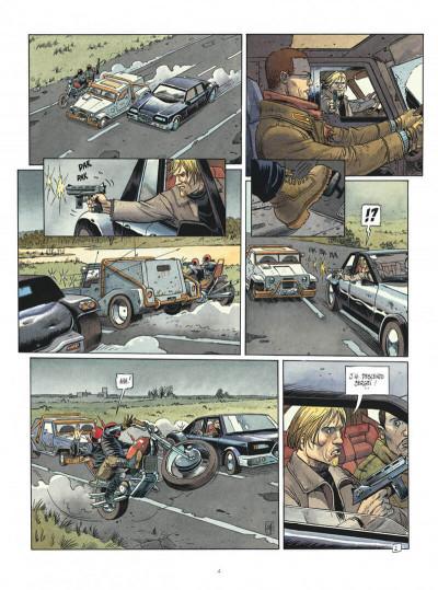 Page 4 Vlad - intégrale nouvelle version tome 1