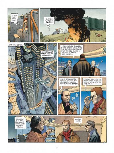 Page 7 Vlad - intégrale nouvelle version tome 1