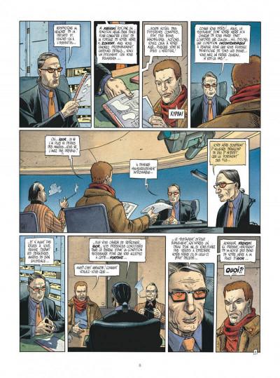 Page 8 Vlad - intégrale nouvelle version tome 1