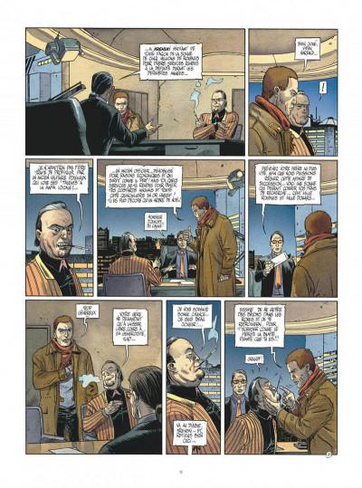 Page 9 Vlad - intégrale nouvelle version tome 1