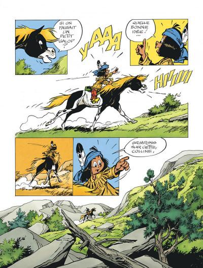 Page 4 Yakari tome 41