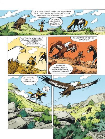Page 7 Yakari tome 41