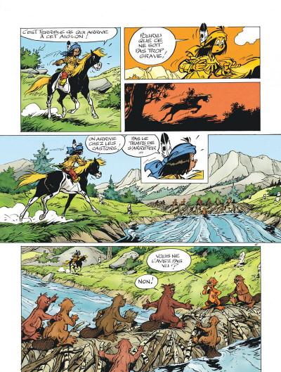 Page 8 Yakari tome 41