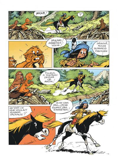 Page 9 Yakari tome 41