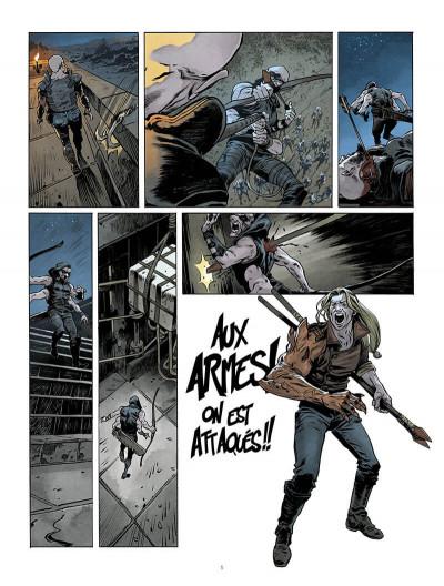 Page 6 Le convoyeur tome 2