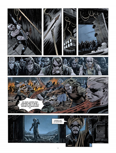 Page 7 Le convoyeur tome 2