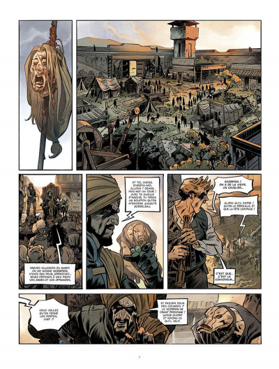Page 8 Le convoyeur tome 2