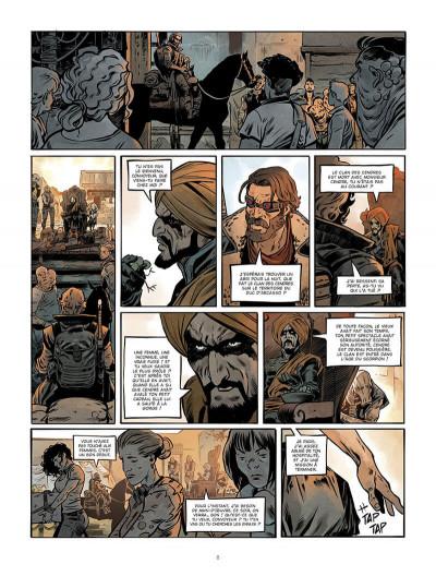 Page 9 Le convoyeur tome 2