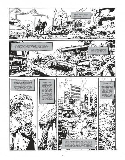 Page 4 Le convoyeur tome 1 (N&B)
