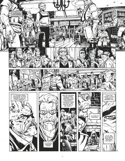 Page 6 Le convoyeur tome 1 (N&B)