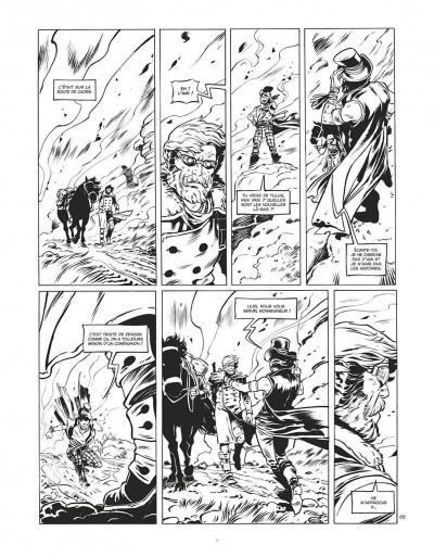Page 7 Le convoyeur tome 1 (N&B)