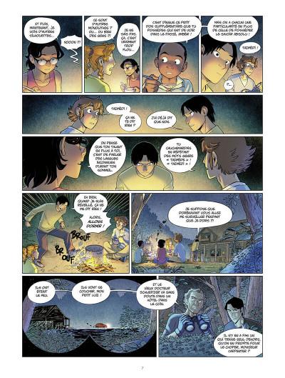 Page 8 Les omniscients tome 2