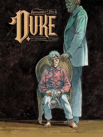 Couverture Duke tome 5 + ex-libris offert