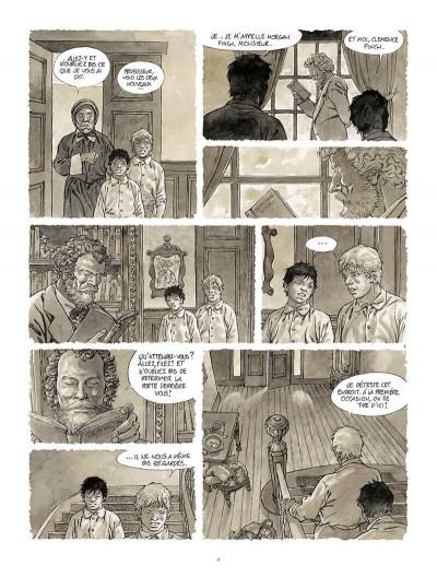 Page 5 Duke tome 5 + ex-libris offert
