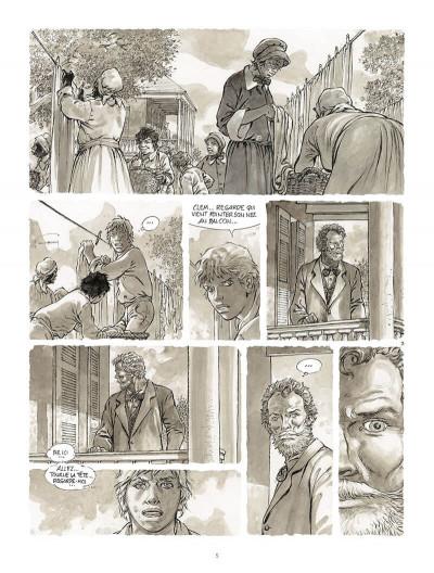 Page 6 Duke tome 5 + ex-libris offert