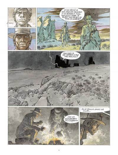Page 7 Duke tome 5 + ex-libris offert