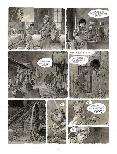 Page 8 Duke tome 5 + ex-libris offert