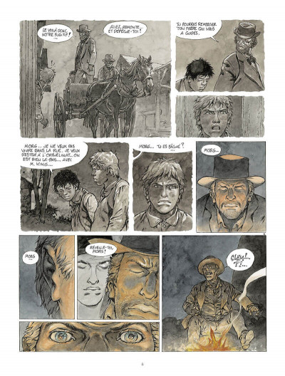 Page 9 Duke tome 5 + ex-libris offert