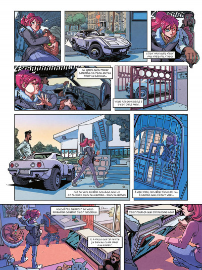 Page 7 Klaw tome 13
