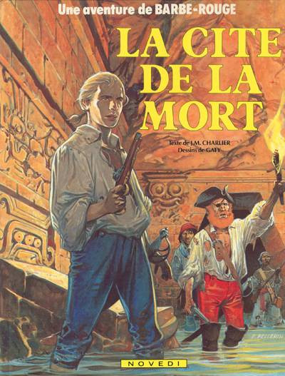 Couverture Barbe rouge tome 23