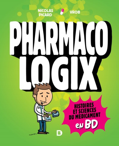 Couverture Pharmacologix