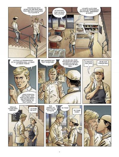 Page 7 Le maître chocolatier tome 3