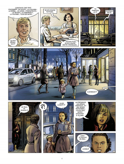 Page 9 Le maître chocolatier tome 3
