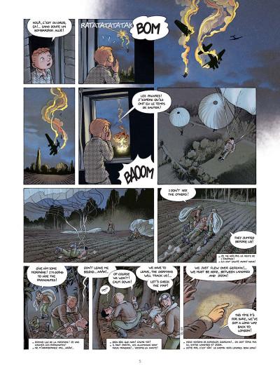 Page 3 Les enfants de la résistance tome 7