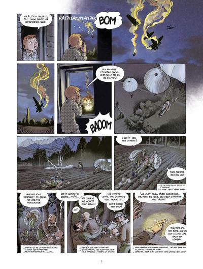 Page 6 Les enfants de la résistance tome 7