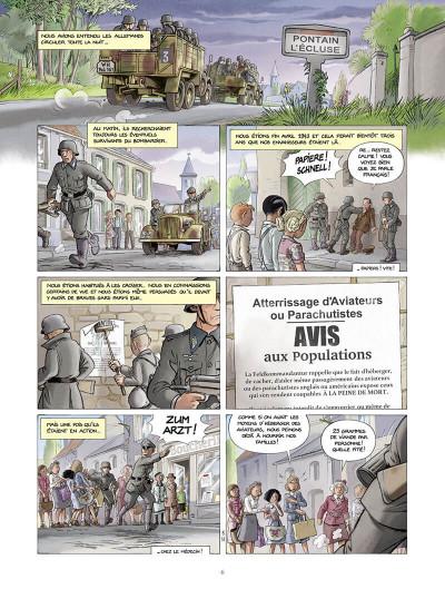 Page 7 Les enfants de la résistance tome 7