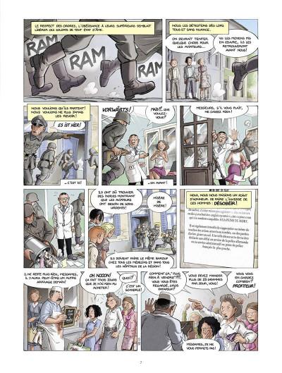 Page 8 Les enfants de la résistance tome 7