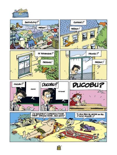 Page 6 Ducobu la compil' de la rentrée