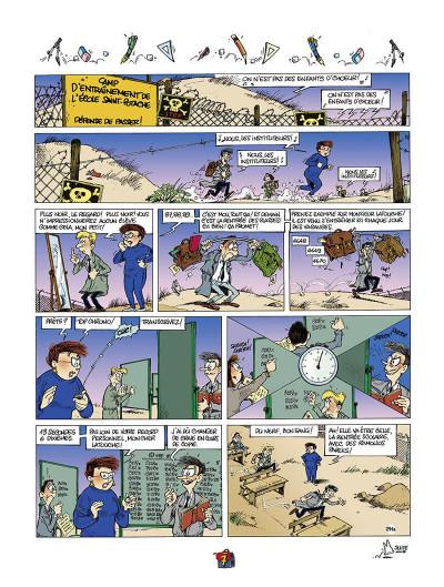 Page 7 Ducobu la compil' de la rentrée