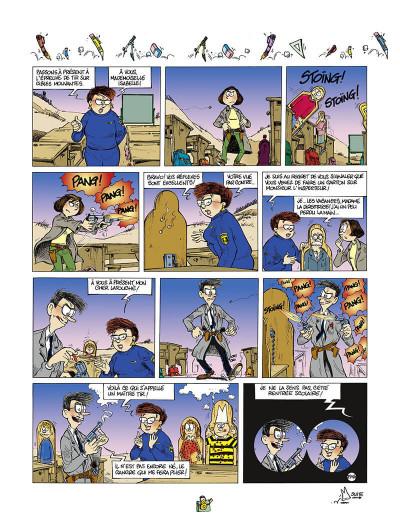 Page 8 Ducobu la compil' de la rentrée