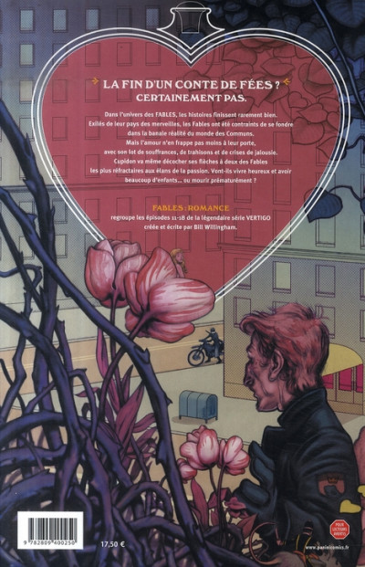 Dos Fables tome 3 - Romance