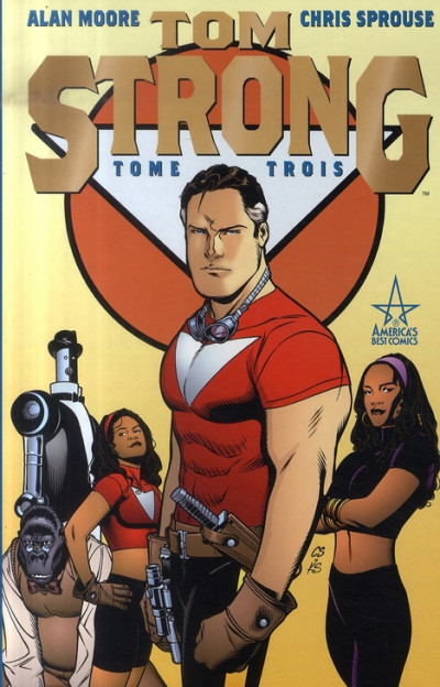 Couverture tom strong tome 3