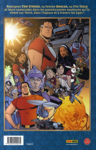 Dos tom strong tome 3