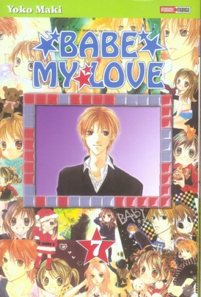 Couverture babe my love tome 7
