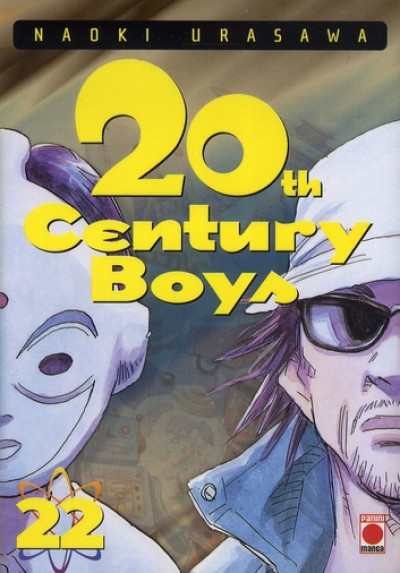 Couverture 20th century boys tome 22
