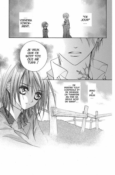 Page 8 vampire knight tome 2