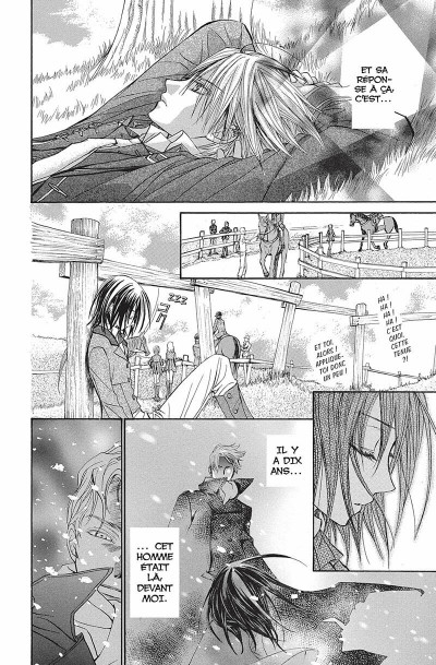 Page 9 vampire knight tome 2